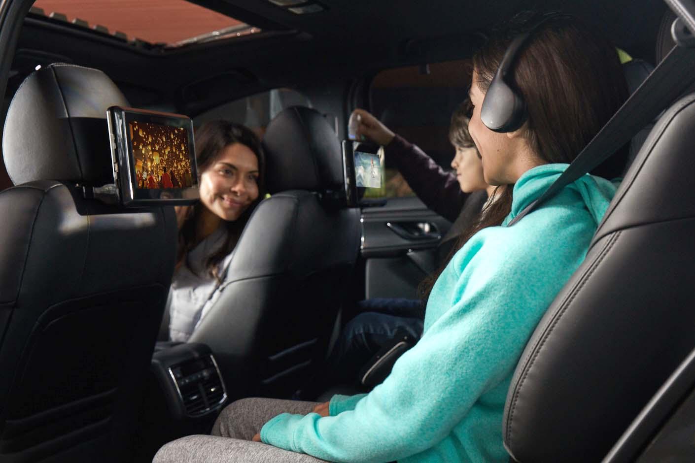 Add Rear Seat Entertaint to Your Mazda CX-9 - Peruzzi Mazda Blog