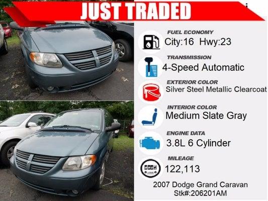 2007 Dodge Grand Caravan Sxt In Fairless Hills Pa Philadelphia Dodge Grand Caravan Peruzzi Mazda